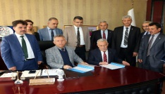 Yozgat Belediyesinde toplu sözleşme sevinci