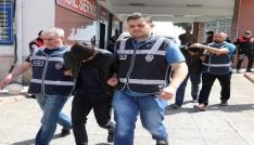 Jammerlı hırsızlar yakalandı