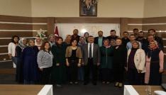 Niğde Belediyesinin düzenlediği Girişimcilik kursu tamamlandı