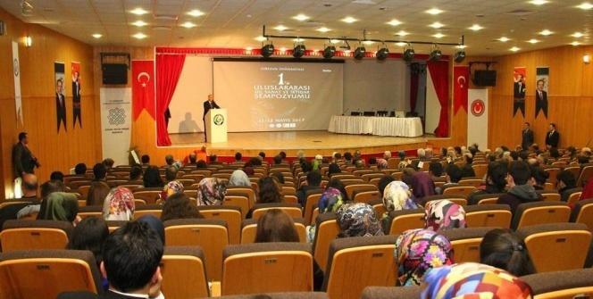 1. Uluslararası Dil, Sanat ve İktidar Sempozyumu Giresun'da başladı