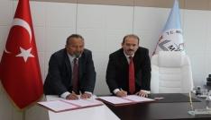 Eğitimde işbirliği protokolü imzalandı