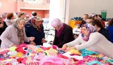 Yozgatta Sosyete Pazarı açıldı