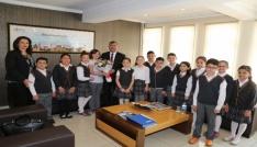 Niğde Belediye Başkanı Faruk Akdoğandan Öğrencilere Yerel Yönetimler Dersi