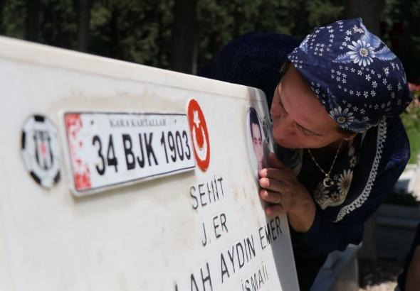 Adana'da buruk anneler günü
