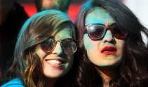 Adana'da 'renkli' festival