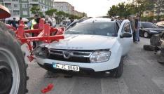 Yozgatta trafik kazası: 8 yaralı