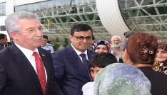 Milletvekili Karakelle ve Bayram Anneler Gününü kutladı