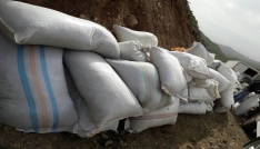 Hakkaride 3 bin 500 kilo kaçak çay ele geçirildi