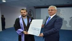 Erzincan Üniversitesi akademik bilim ve sanat ödülleri sahiplerini buldu