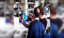 CHP'li belediye başkanına yumurtalı saldırı