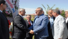 Başbakan Yardımcısı Veysi Kaynak Burdurda düğüne katıldı