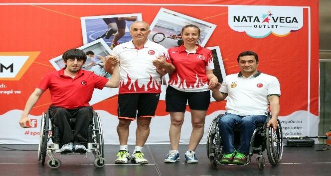 Ankara'da 'Sporla Engelsizim' etkinliği