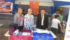Anadolu Üniversitesi Kiliste tanıtım yaptı
