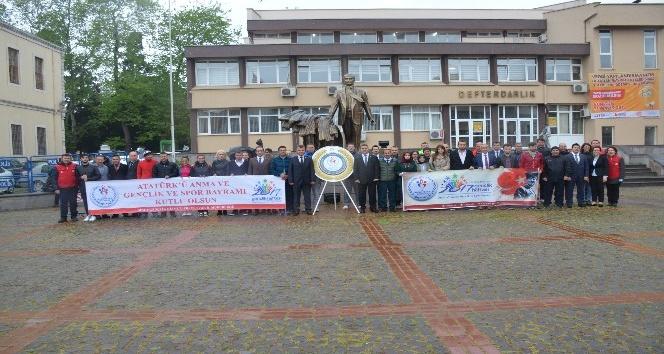 Sinopta Gençlik Haftası etkinlikleri başladı