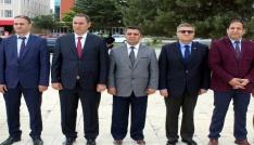 Erzincanda Gençlik Haftası kutlamaları başladı