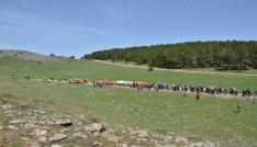 2. Dumanlı Gençlik ve Doğa Festivalinde öğrenciler doyasıya eğlendi