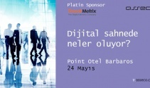 'Dijital Sahnede Neler Oluyor?' Konferansı 24 Mayıs'ta İstanbul'da gerçekleşecek