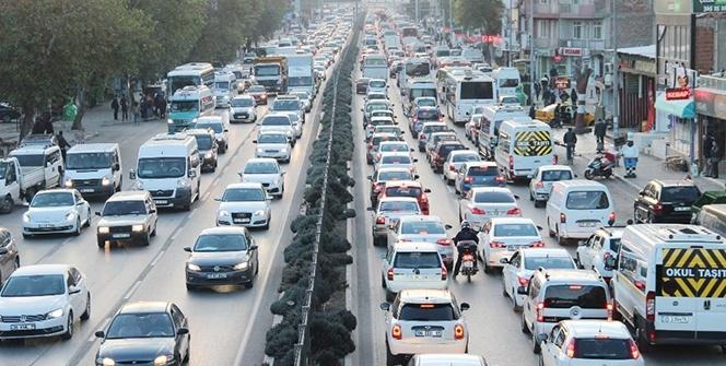 LPG'li araçlar vites artırdı, benzinlileri solladı