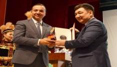 Kazakistanda Gaspıralı ödülleri