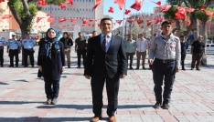 Karamanda Gençlik Haftası kutlamaları başladı