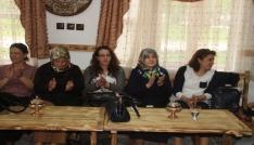 Şehit anneleri Erzincan Belediyesi tarafından yılın annesi ilan edildi
