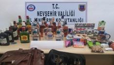 5 bin lira değerinde alkol ve sigara çalan zanlı yakalandı