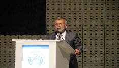 """Üniversite de """"Dinsel Şiddet ve İslamofobi"""" konulu konferans düzenlendi"""