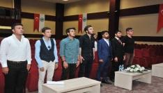 KMÜde İstanbulun fethi kutlandı