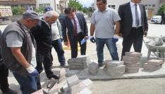 Belediye 60 bin ton asfalt kaplama çalışması yapacak