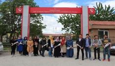 Erzincanda Gençlik Haftası kutlamaları devam ediyor