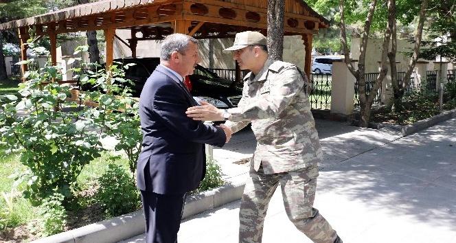 Kara Kuvvetleri Komutanı Çolak Burdur'da