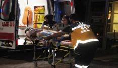 Azezdeki terör saldırısında yaralanan 2 kişi Kilise getirildi