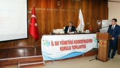 Burdur Valisinden kuraklık açıklaması