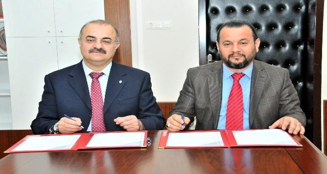 KMÜ ile İTÜ-KKTC arasında işbirliği protokolü imzalandı