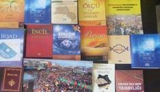 PKK şüphelisinin evinden FETÖ kitapları çıktı
