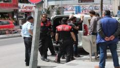 Polislerden huzurlu sokaklar uygulaması