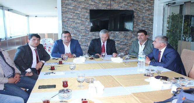 Niğde MHP İl Başkanlığı kongreye gidiyor