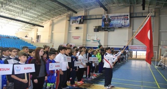 Badminton Türkiye şampiyonası başladı
