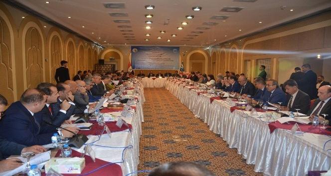 Türkmenlerin geleceği Bağdatda masaya yatırıldı