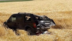 Mardinde trafik kazası: 5 yaralı