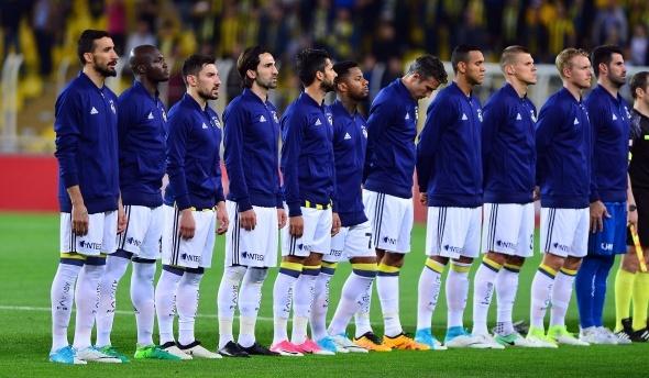 Fenerbahçe Başakşehir maçı özel kareler