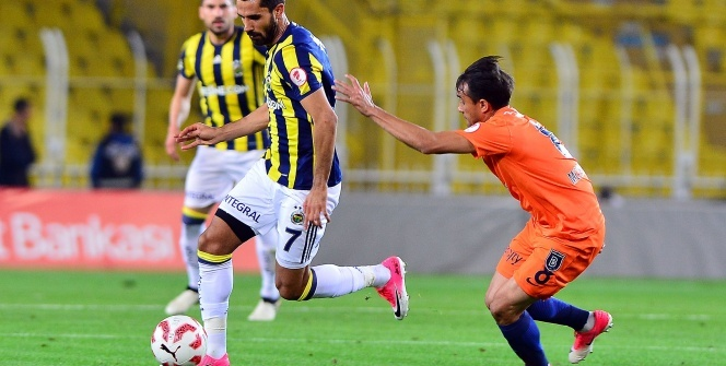 Fenerbahçe Başakşehir maçı foto özet