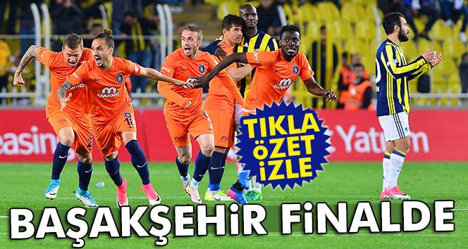ÖZET İZLE: Fenerbahçe 11-12 Başakşehir (Penaltı) FB Başakşehir Türkiye Kupası yarıfinal maçı geniş özeti ve golleri izle