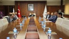 BİMS çalışma grubu toplantısı yapıldı