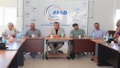 AFAD Başkan Yardımcısı Fatih Özer Kiliste