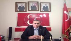 MHP İl Başkanı Kaya, 19 Mayıs mesajı yayımladı