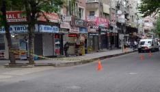 Diyarbakırda şüpheli çanta paniğe oldu