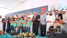 Suriyeli yetimler Çocuk Yaşam Merkezinde barınacak