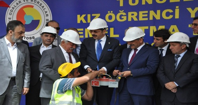 TOBB Başkanı Hisarcıklıoğlu: Batı ülkelerinde kadınların iş gücüne katılımı yüzde 50, bizde bunun yarısı