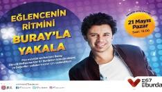 Esas 67 Burda AVM Gençlik Haftasını Buray ile kutluyor